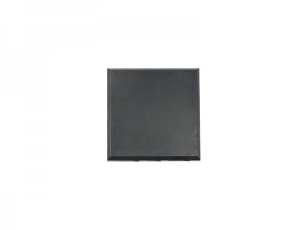 ALLNET Brick'R'knowledge Kunststoffschale 2x2 schwarz oben und unten 10er Pack