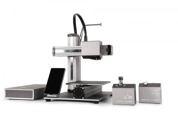 Snapmaker 2.0 A150 3-in-1 3D Drucker + Laser + CNC Fräse + Gehäuse EU Version