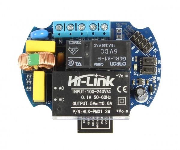 ALLNET 4duino IoT WLAN Relais Unterputz ESP8266-UP-Relais