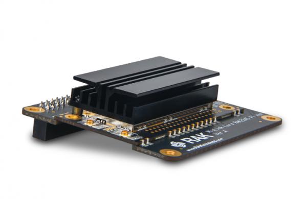 RAK Wireless LoRa LoRa Gateway Discover Kit RAK2245 Pi HAT & Raspberry Pi 3B+ & 16G TF Car
