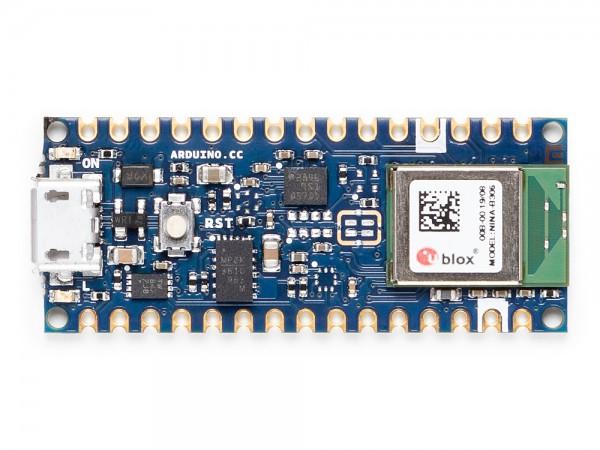 Arduino® Nano 33 Sense BLE with headers