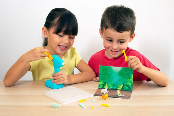 "3Doodler MINT 3D Stift ""3D Build and Play"" ab 4 Jahren"