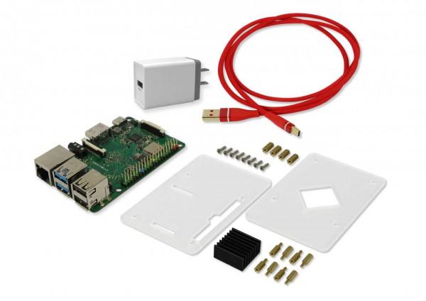 Rock Pi 4 Model B 4GB - Basic Performance Set