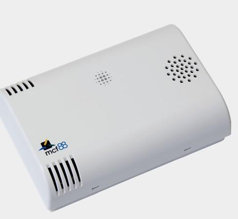 LoRa MCF88 LoRaWAN Indoor Environmental Sensor Temperatur - Luftfeuchtigkeit, Druck, Licht, Luftqual