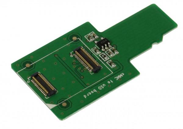 Rock Pi 4 zbh. eMMC to uSD board