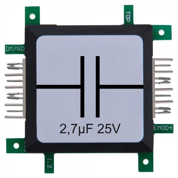 ALLNET Brick'R'knowledge Kondensator 2,7µF 25V