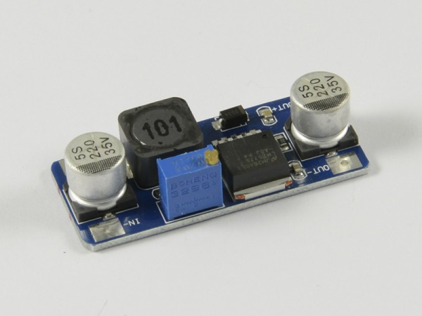 ALLNET 4duino DC-DC Adjustable Step-up Power Converter Module