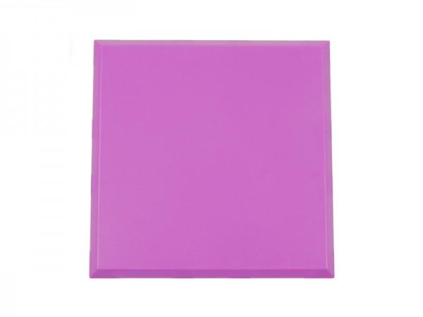 ALLNET Brick'R'knowledge Kunststoffschale 2x2 violett oben und unten 10er Pack