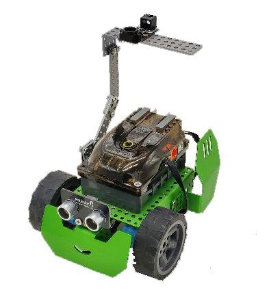 """Robobloq MINT Erweiterung 3-in-1 """"Blitz"""" für Q-Scout Roboter"""