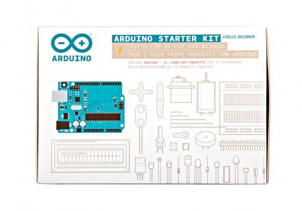 Arduino® Starter kit ITALIAN