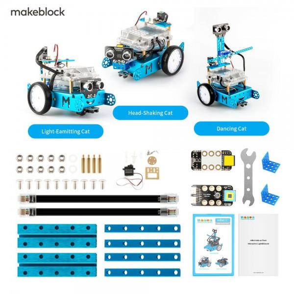 """Makeblock MINT Roboter Erweiterung 3-in-1 """"Servo Pack"""" (Add-on Paket)"""