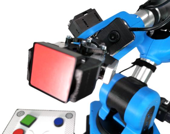 Niryo Ned Vision Set - Erweiterung für den 6-Achsen Roboter zur optischen Objekterkennung