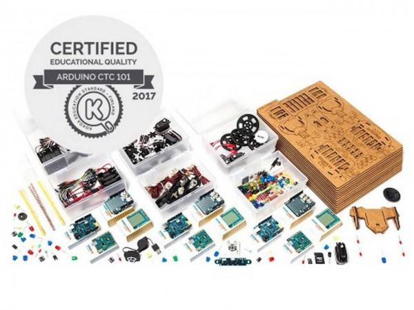Arduino®Education: CTC 101 Komplettes Bildungsprogramm