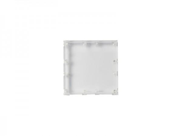 ALLNET Brick'R'knowledge Kunststoffschale 2x2 transparent oben und unten 10er Pack