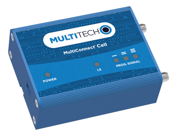 MultiTech Lora MultiConnect® Cell 100 Series LTE Cat 4 Cellular Modem