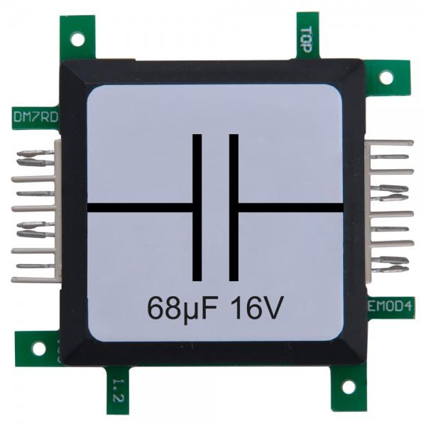 ALLNET Brick'R'knowledge Kondensator 68µF 25V