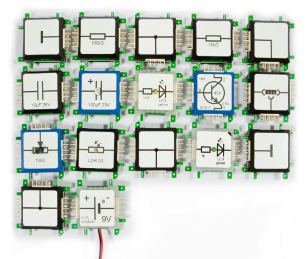 ALLNET Brick'R'knowledge Basic Set